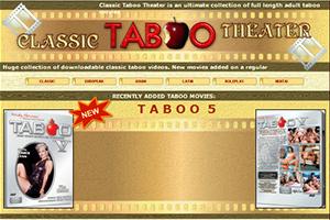 Classic Taboo Theater